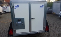 Brian James BV64 With a Roller Shutter