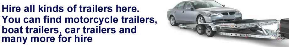 Trailer Hire West Midlands Rotating Header Image