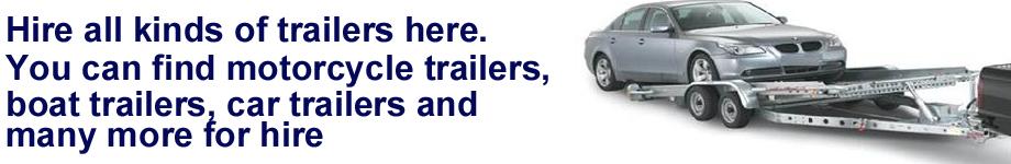 Trailer Hire West Midlands Rotating Header Image